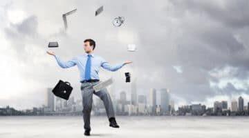Managing Multiple Projects Versus Multitasking
