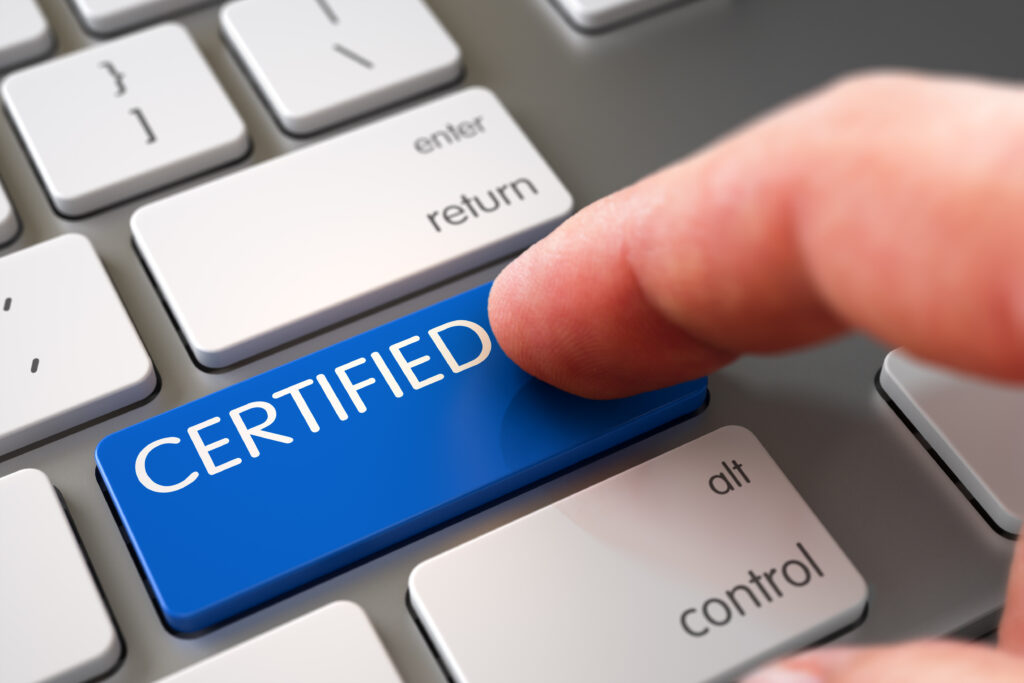 get certified fast with a cissp certification training
